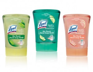 Lysol 3 hand soap